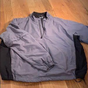 Men's Ping golf jacket